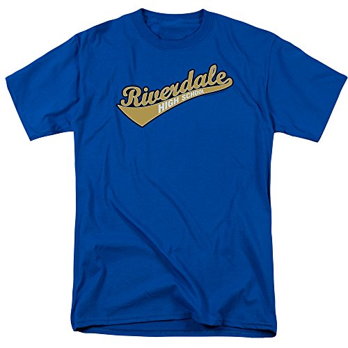 Archie Comics Riverdale High School Costume Cartoon Comic T-Shirt Tee