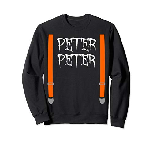 Peter Pumpkin Eater Halloween Couples Costume