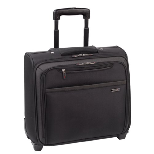Us Luggage Rolling Computer Case (US Luggage Rolling Laptop Overnighter Case)