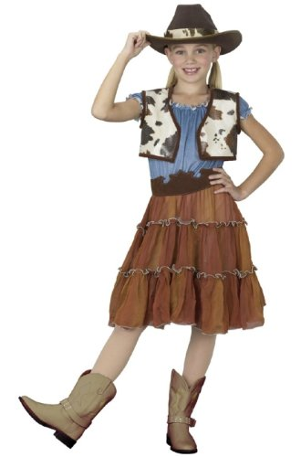 Fun World Cowgirl Small 4 6