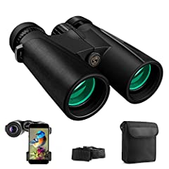 Whether you enjoy camping in the great outdoors, watching a ballgame at the stadium, getting a quality pair of binoculars can greatly improve your experience. With these amazing optical devices, you can admire the world up close and enjoy a l...