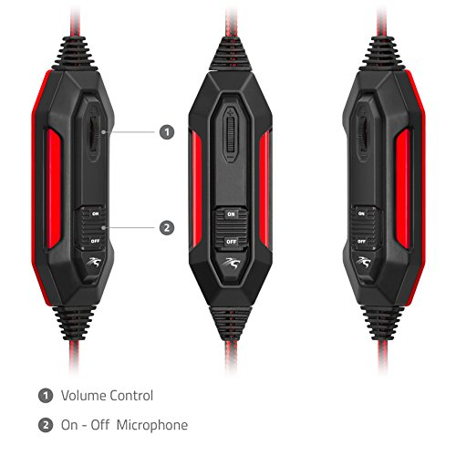 Sentey GS-3901 Lumenata Pro Gaming Mouse upto 8200 Dpi, 12000 FPS, 9+2 Buttons with 1 DPI Selector - Standard Packaging - Black