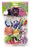 2807 Value Pk Asst Balls 9Pk 12, My Pet Supplies