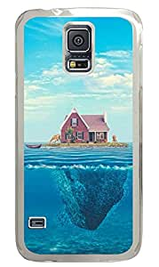 Samsung Galaxy S5 Cases & Covers - Houseberg PC Custom Soft Case Cover Protector for Samsung Galaxy S5 - Transparent