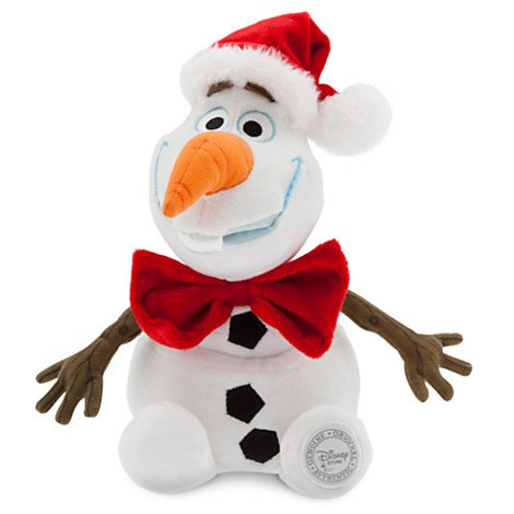 Disney Olaf Holiday Plush - Frozen - 10'' ()