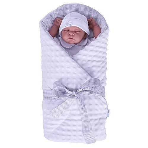 29338c357140 D emmaillotage Blanc Naissance Rose Sevira usage Gigoteuse Nid Multi Minky  Kids D ange qvwfEvRS