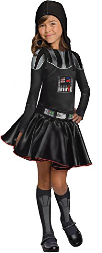 Star Wars Darth Vader Costume Dress, Large -