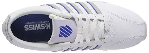 K-swiss Mænd Arvee 1,5 Sneaker Hvid (pinsemandag / Highrise / Strng Blu 185)