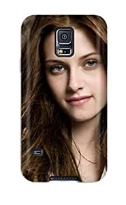 New Style Tpu Phone Case With Fashionable Look For Galaxy S5 - Kristen Stewart Twilight Girl 4264883K37146068