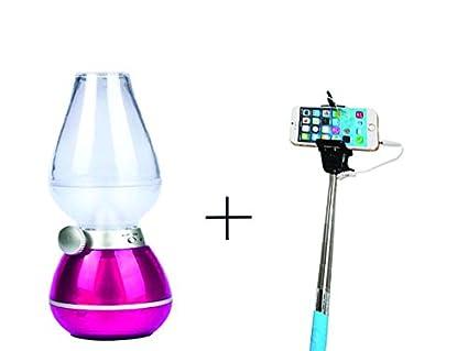 Retro Lampen Led : Buy gtc blow on off reachargable retro led lamp with selfi stick
