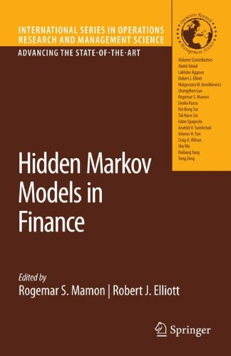 Hidden Markov Models in Finance (International Series in Operations Research & Management Science) pdf epub