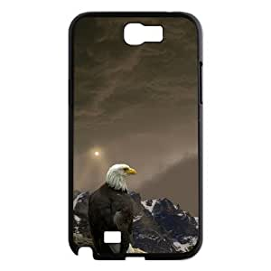 Animals Eagles ZLB557815 DIY Phone Case for Samsung Galaxy Note 2 N7100, Samsung Galaxy Note 2 N7100 Case by Maris's Diary