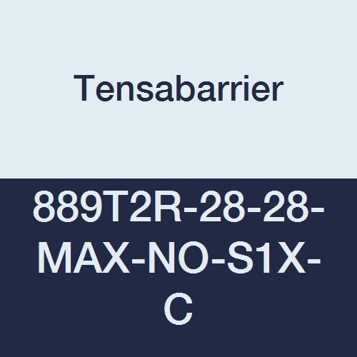 Tensabarrier 889T2R-28-28-MAX-NO-S1X-C Post, 2