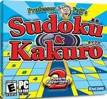 (Professor Fuji's Sudoku & Kakuro 2-Pack)