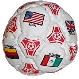 Dirtbag 32 panel Footbag, Soccer Style