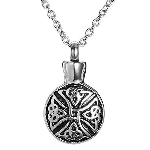 Irish Urn - AMIST Birgit's Cross Celtic Knot