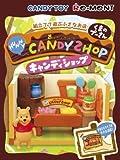 Re-ment Disney Pooh Bear Candy Shop