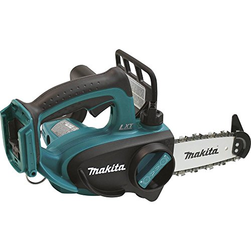 Makita XCU01Z 18V LXT Lithium-Ion Cordless 4-1/2'' Chain Saw (Bare Tool Only) by Makita