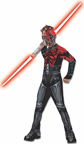 Star Wars The Clone Wars Darth Maul Costume Kit