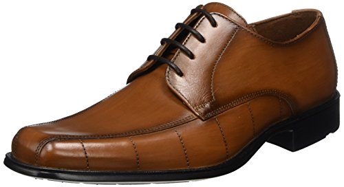 Lloyd Dover, Zapatos de Cordones Derby Para Hombre Braun (REH 1)