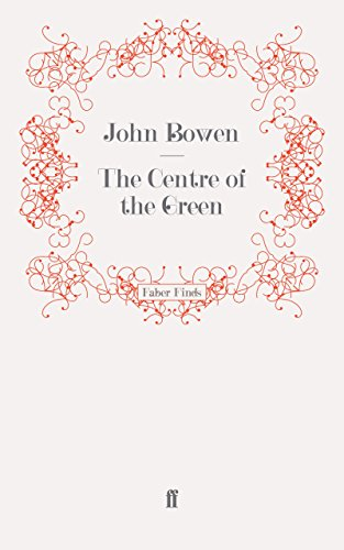 book cover of The Centre of the Green