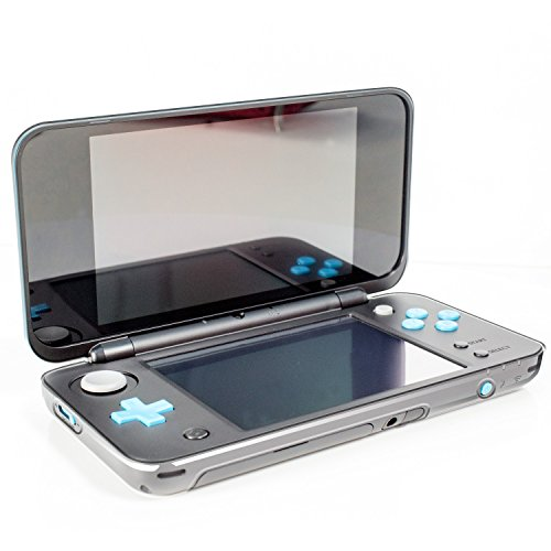 New 2Ds Xl Case  Orzly Invisicase For New Nintendo 2Ds Xl  2017 Model    100  Clear Protective Cover Shell For The New  Foldable Screen Version  Of Nintendo 2Dsxl Handheld Games Console   Transparent