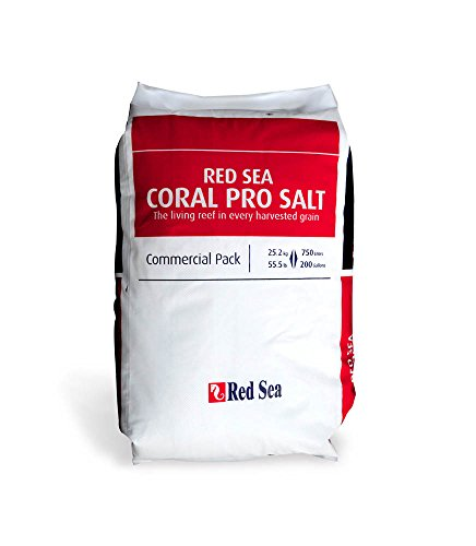 Red Sea Fish Pharm ARE11236 Coral Pro Marine Salt for