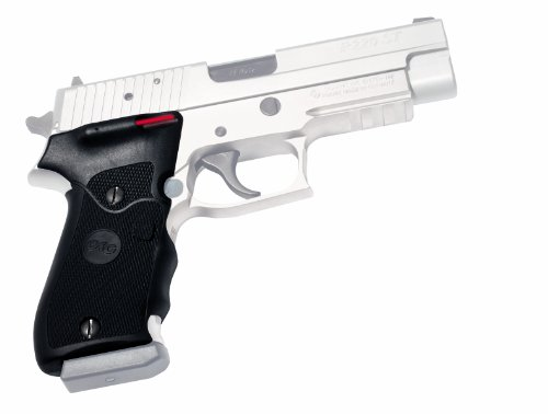 - Crimson Trace LG-320 Lasergrips Red Laser Sight Grips for Sig Sauer P220 Pistols