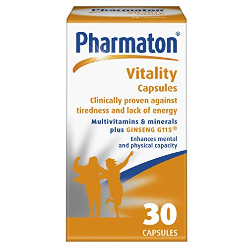 Pharmaton Relief of Daily Fatigue 30 Capsules