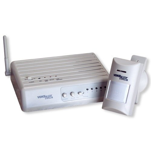 Voice Alert System-6 Home/driveway Alarm