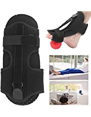 Practical design and DurableAnkle Brace, Plantar Brace Thosis Splint Ankle Support Foot Drop for Foot Valgus for Foot Drop