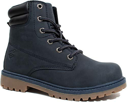 Rocawear Boots for Boys, Available in Six Sizes; Stylish Boys' Boots Navy
