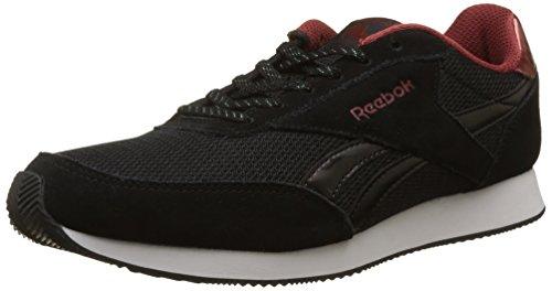 Negro Mujer Rust Royal de White Black Running Trail 2 Cl Jogger para Reebok Zapatillas Met vwxB7zwq