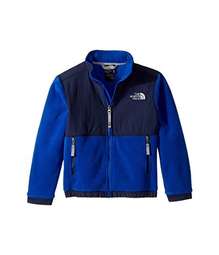 The North Face Kids Denali Jacket Little Kids/Big Kids Bright Cobalt Blue Prior Season Boy's Coat