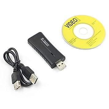 HoganeyVan USB2.0 Tarjeta de adquisición HDMI Monitor ...