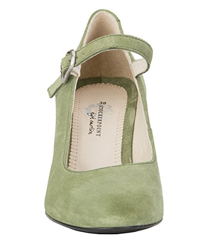 Scarpe Da Verde Stockerpoint Stockerpoint Verde Scarpe Donna Da Donna 6x54wqv4t