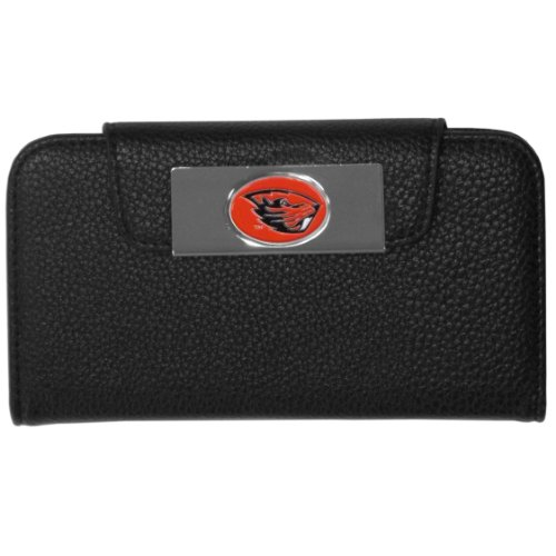 (Siskiyou NCAA Oregon State Beavers iPhone 5/5S Wallet Case)