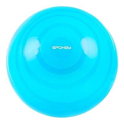 gymastik Balle Grand 55cm 65cm 75cm | Spokey Fitball mod | Siège avec pompe–PEZZI Ball–Ballon de gymnastique avec pompe à ballon–Anti Burst