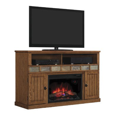 (ClassicFlame 26MM1754-O107 Margate TV Stand for TVs up to 60