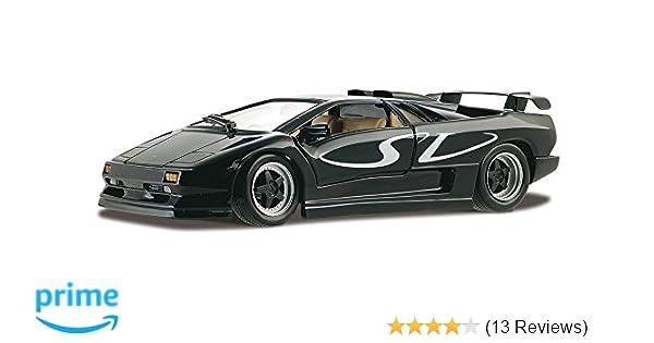 Amazon Com Maisto 1 18 Scale Lamborghini Diablo Sv Diecast Vehicle