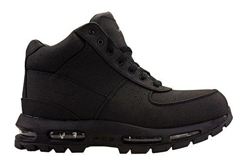 Air Max Goadome Acg Boots - Nike Mens Air Max Goadome TT ACG Scuff Boots Black/Black 616174-001 Size 8.5