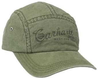 Carhartt Women's Erwin Baseball Cap,Army Green  (Closeout),One Size