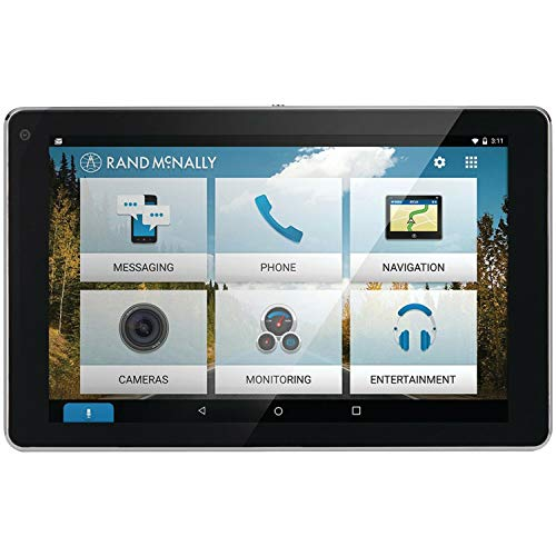 OverDryve 7 RV GPS Tablet with Built-in Dash Cam and Free Lifetime Maps