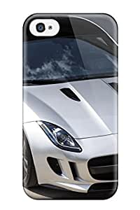 Hot New 2014 Jaguar F-type Sport Car Case Cover For Iphone 4/4s With Perfect Design