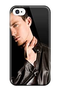 Awesome Case Cover Iphone 4/4s Defender Case Cover Channing Tatum