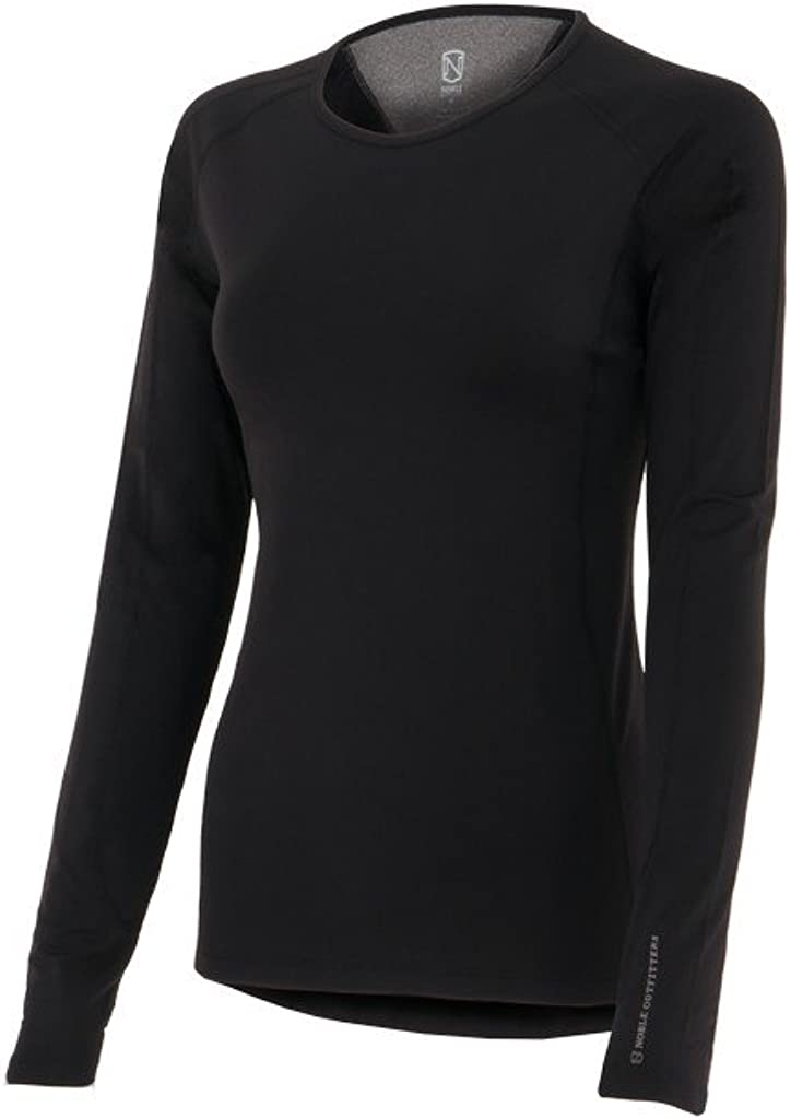 Noble Outfitters Hailey L//S Crew L Black