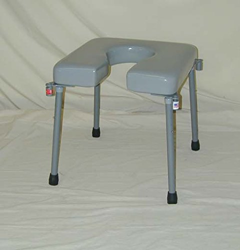 Activeaid 200 Series Max-aid Bathroom Assist Chair (Wide Footprint) by ActiveAid