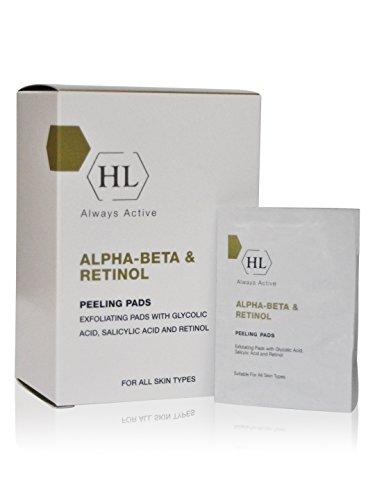 Holy Land Cosmetics Alpha-beta & Retinol Peeling Pads