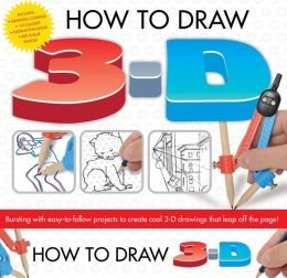 How to Draw 3-D by Nat Lambert