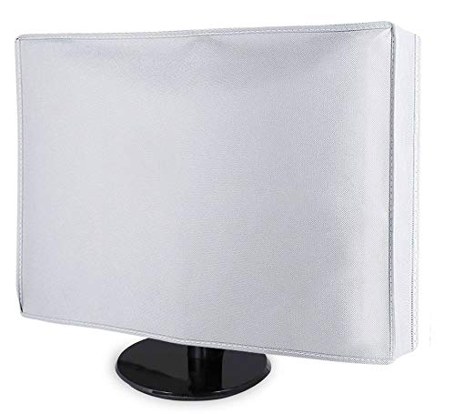 Dorca Silky Smooth Monitor Dust Cover for HP 21.5 inch 22ES Edge to Edge LED Backlit Computer Monitor